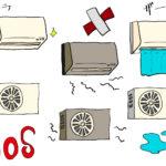 エアコンの室外機がうるさいと言われた時の対処法!?騒音問題解決のヒント3選