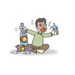 中年男の騒音問題!?酒を飲むと何をしているのかわからなくなることを自覚させるのが良い?